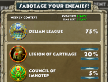 Sabotage Your Enemies!