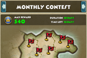 Monthly Contest