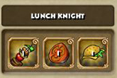 Lunch Knight