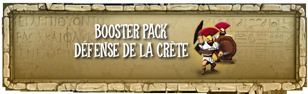 Booster Pack « Défense de la Crète »
